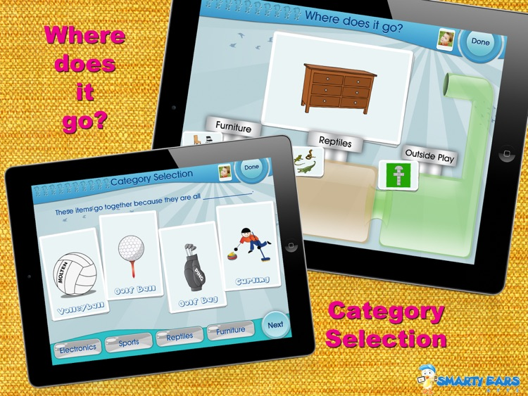 Categories Learning Center screenshot-3