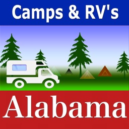 Alabama – Camping & RV spots