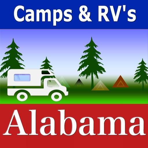Alabama – Camping & RV spots