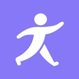 Organic Walk: Weight Loss App