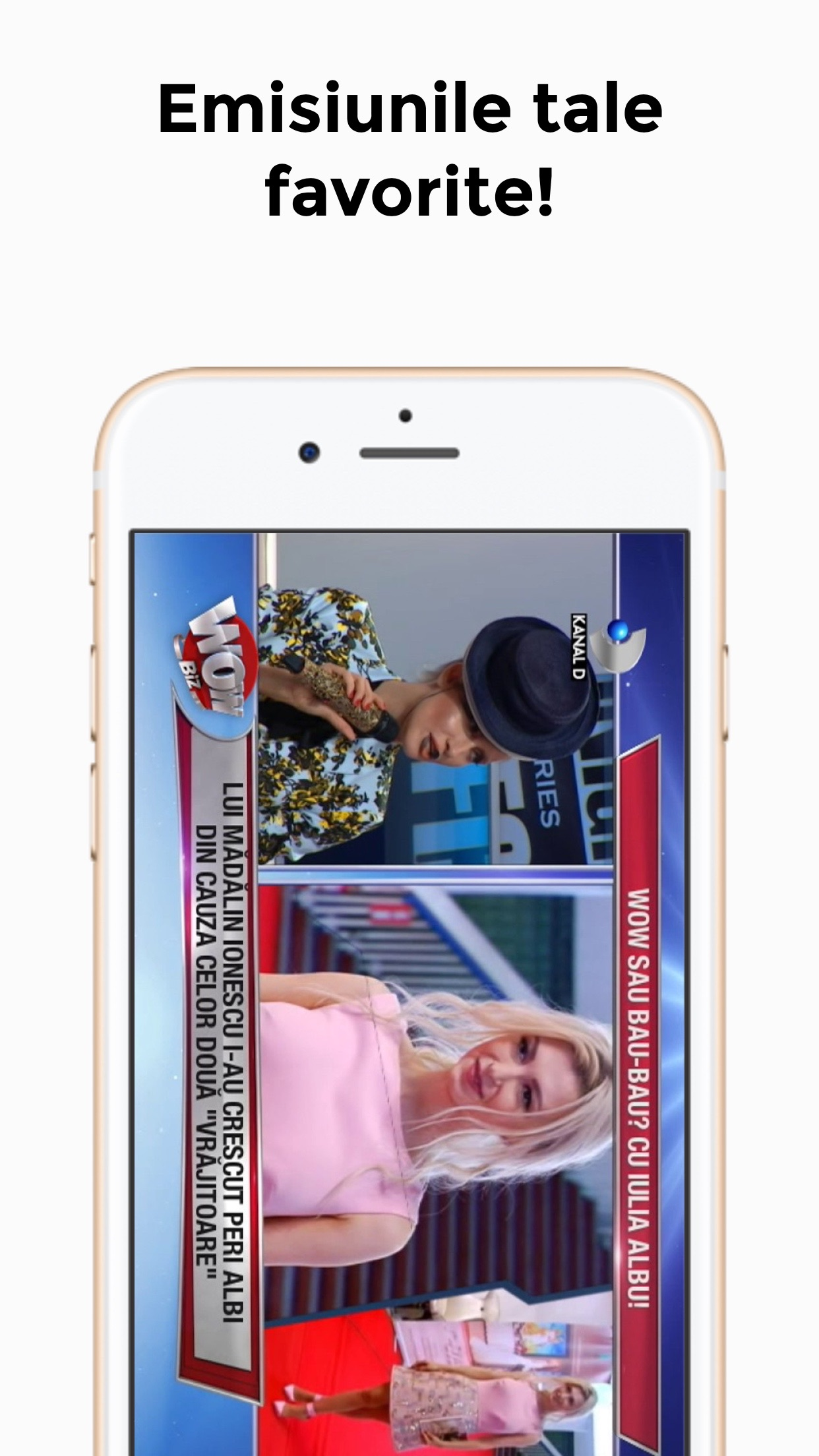 TV-Romania! Screenshot