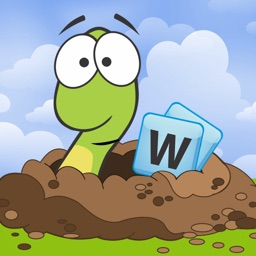 Word Wow - Help the worm down