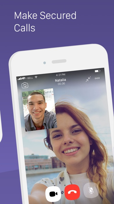 Viber: Secure Chats & Calls iPhone