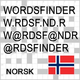 NO Words Finder PRO/Norwegian