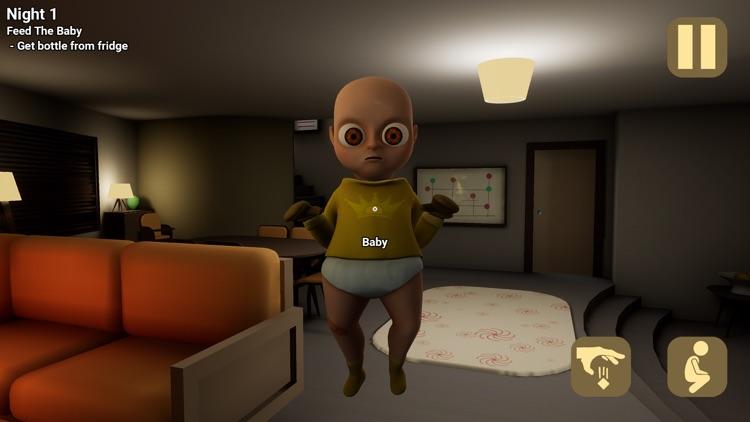 The Baby In Yellow screenshot-3