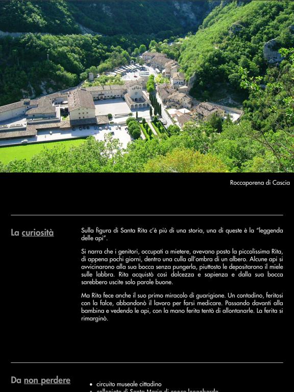 Cascia - Umbria Musei-ipad-2