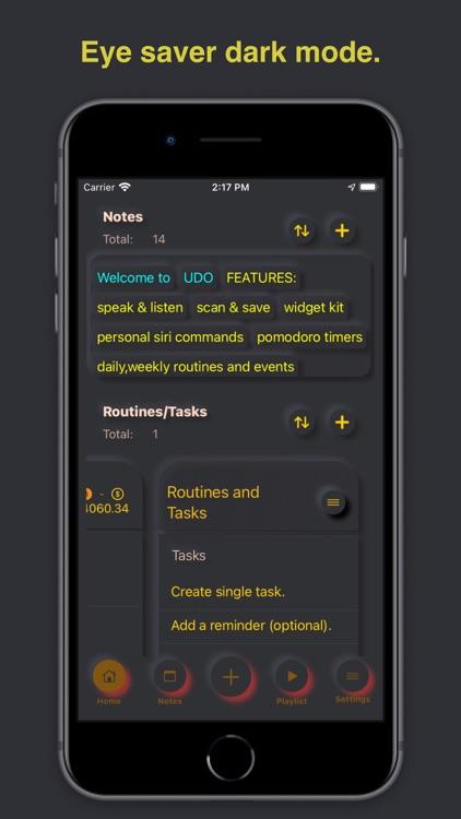 UDO: Smart Assistant + Widget screenshot-9