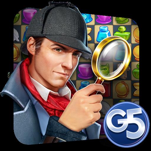 Sherlock: Hidden Match 3 Case