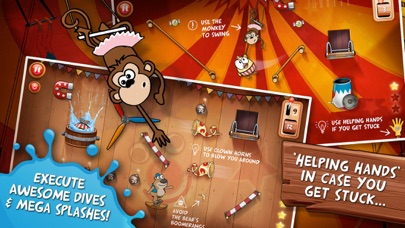 Screenshot #2 pour Drop The Chicken 2 The Circus