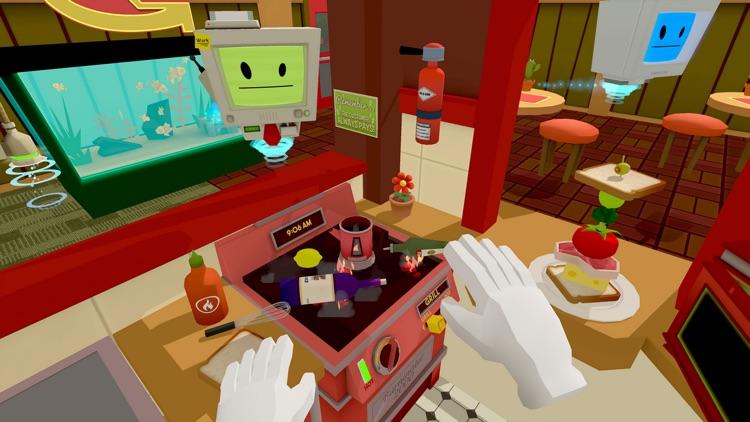 Job Simulator: VID Game