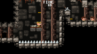 Screenshot from Meganoid 2