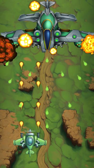 Iron Sky Force - Spaceship war screenshot 5