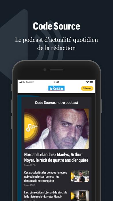 Le Parisien : l'info en directのおすすめ画像10