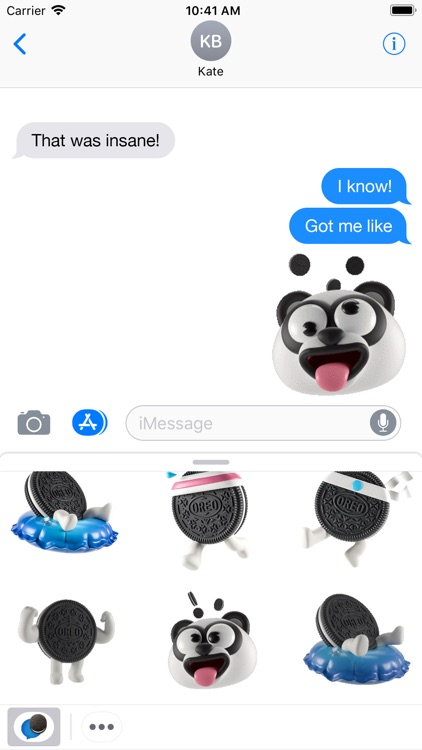 Oreo-emoji screenshot-3