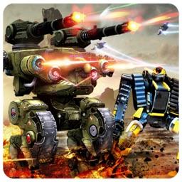 Robot Transform City Fight – E