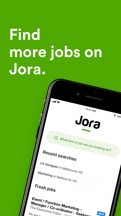 Jora Jobs: Job Search App screenshot-0