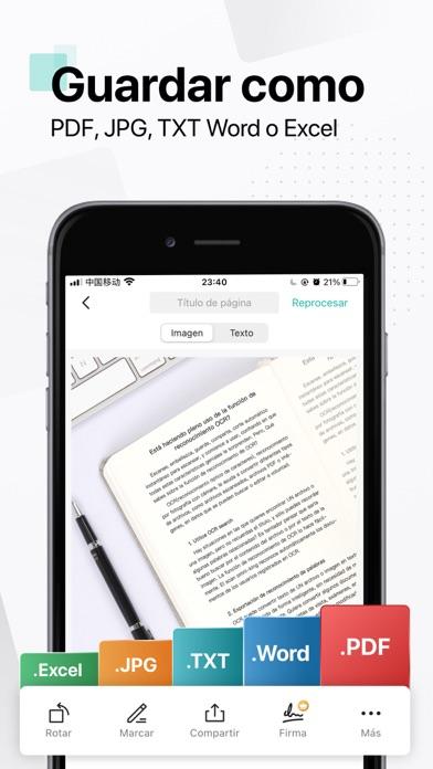 Descargar CamScanner:Escanear Documentos para Android
