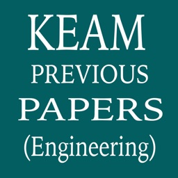 KEAM Previous Papers