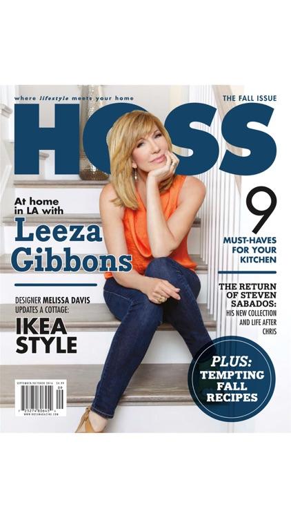 HOSS Magazine screenshot-3
