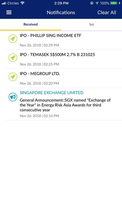 SGX Mobile screenshot-3