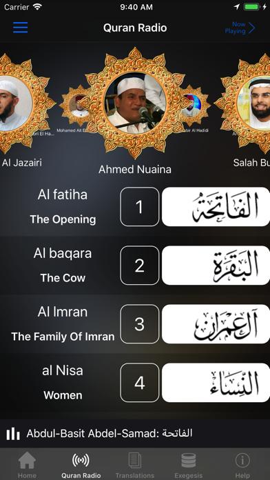 Quran Suite screenshot three