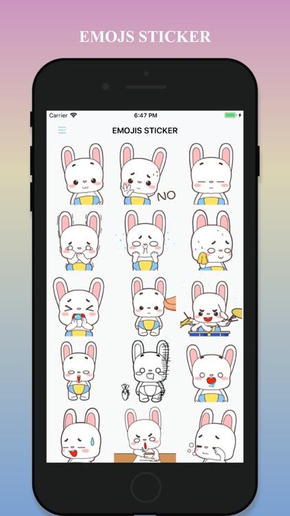Emojis Sticker & Animated screenshot-7