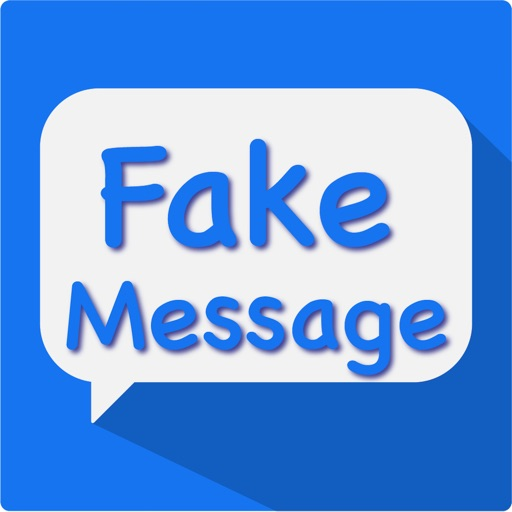 Fake Text Message. iOS App