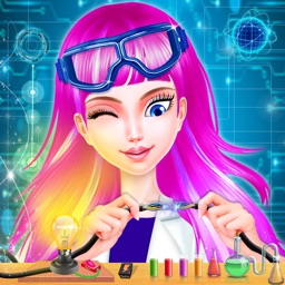 High School Girls Science Game