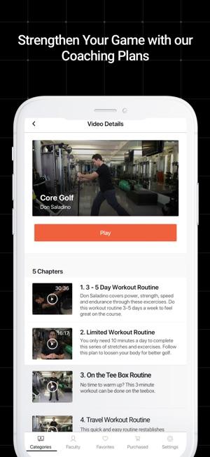 Revolution Golf on the App Store