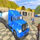 Milk Truck Simulator EE. UU. icon
