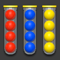 Balls Sort Puzzle