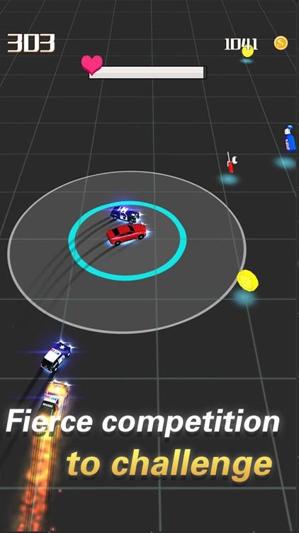 亡命时速-极品赛车飞车游戏 screenshot-4