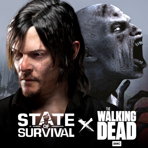 State of Survival Walking Dead free software for iPhone and iPad