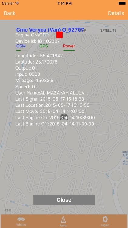 MASS GPS screenshot-6