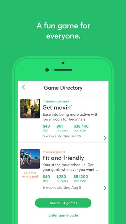 StepBet - Move more, earn more screenshot-3