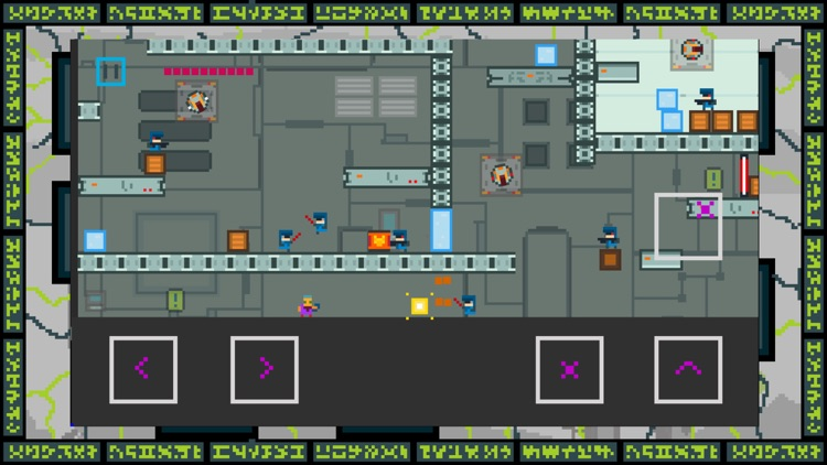 Andy McPixel: Space Outcast screenshot-3