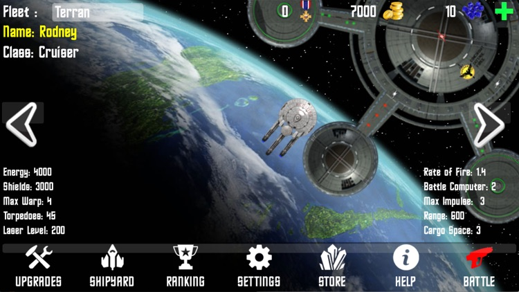 Stellar Trek screenshot-1