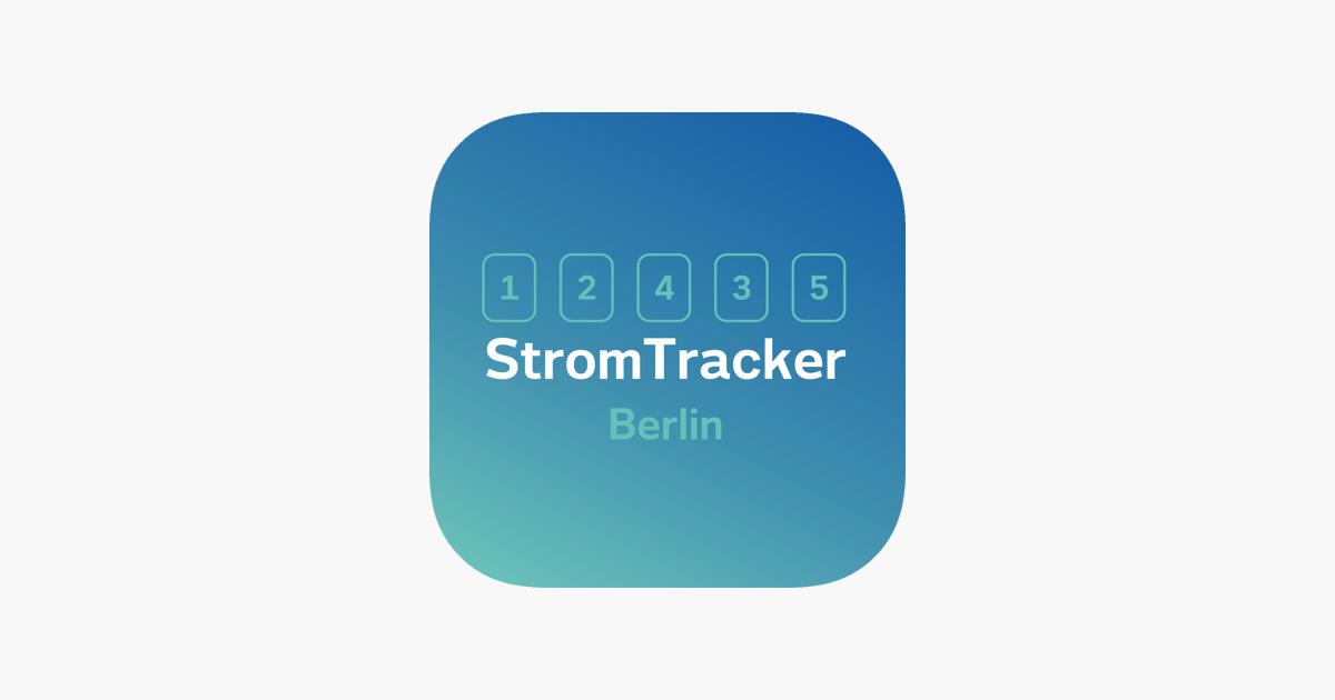 stromtracker berlin im app store. Black Bedroom Furniture Sets. Home Design Ideas