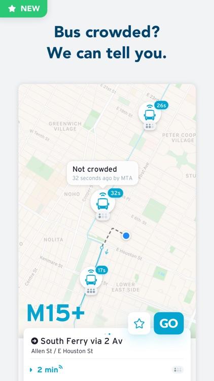Transit • Subway & Bus Times