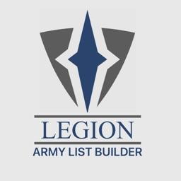Legion Army List Builder