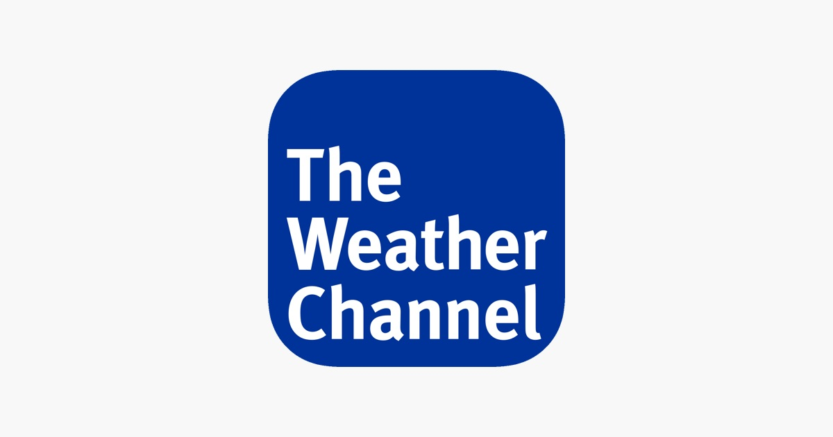 the weather channel  tracker on the app store