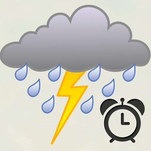 Weather Alarm منبه الطقس