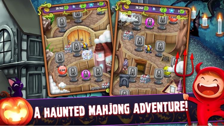 Mahjong Quest: Secret Mansion screenshot-4