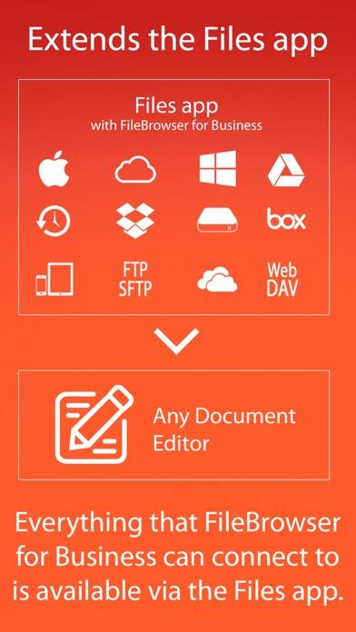 点击获取FileBrowser for Business