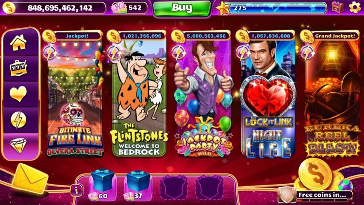Jackpot Party - Casino Slots screenshot-0