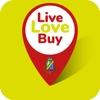 Live Love Buy - iPadアプリ