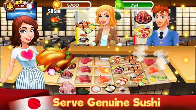 Cooking Kitchen Chef Food Game screenshot-3