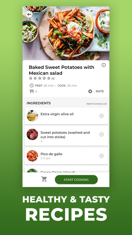 Eats - Meal Plan & Recipes