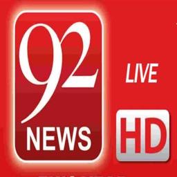 92 News Live Stream