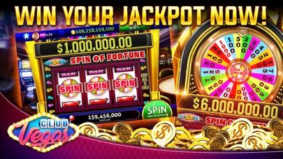 Club Vegas - SpielautomatenScreenshot von 4